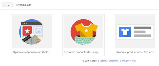 Dynamic product ads - Image
