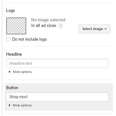 Image Ads - Dynamic Remarketing